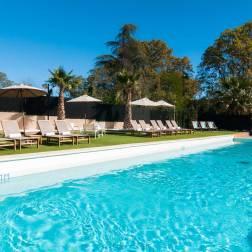 Hotel Fontcaude - Piscine Extérieure