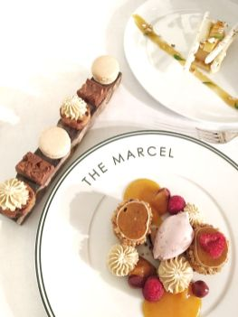 The Marcel - Desserts