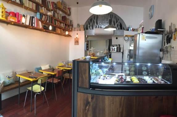 Patisserie Citron - la boutique