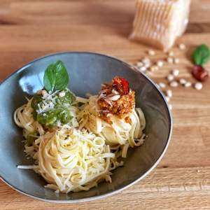 RECETTE // Pesto alla genovese ou pesto rosso ?