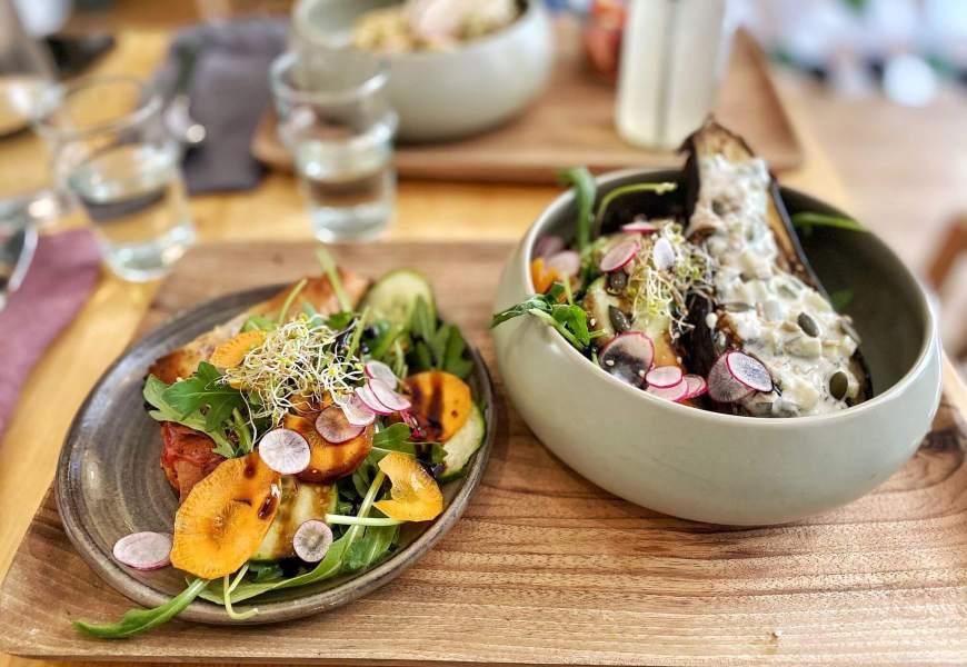 OLEA restaurant // cantine éco-responsable, healthy et bio à Montpellier