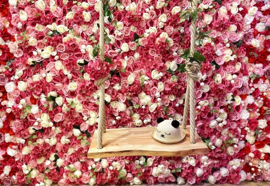VENUSA // la suite romantique aux 10.000 roses en plein cœur de Montpellier