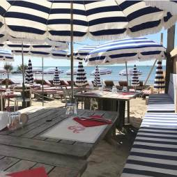 Beach Club Palavas - Plage Privée
