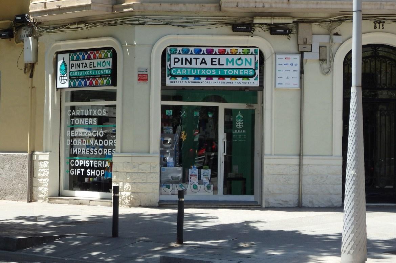 pinta el mon tienda