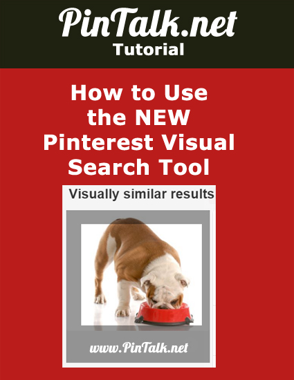 How to Use the Pinterest Visual Search Tool