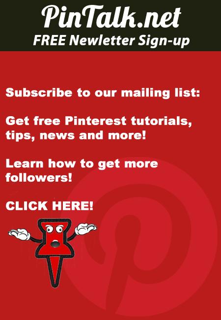 Pintalk-Pinterest-Newsletter-Sign-Up