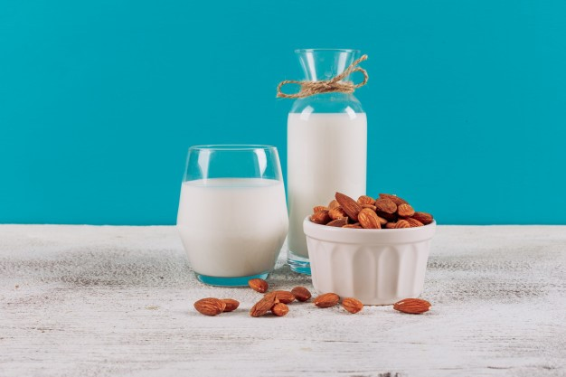 Manfaat Susu Almond untuk Kesehatan Tubuh