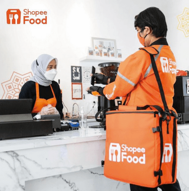 Cara Daftar Shopee Food Driver