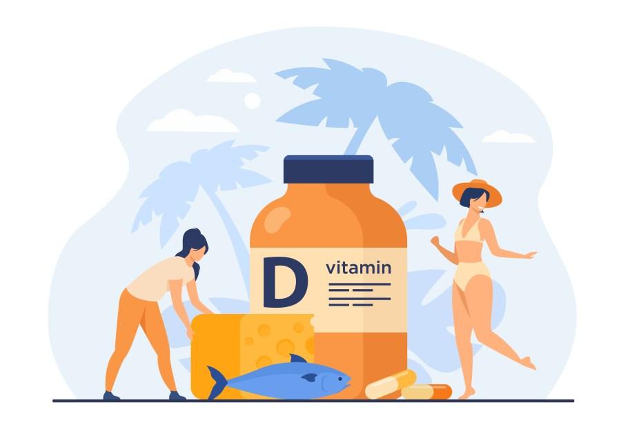 Apakah Vitamin D Bantu Menurunkan Risiko Covid-19?