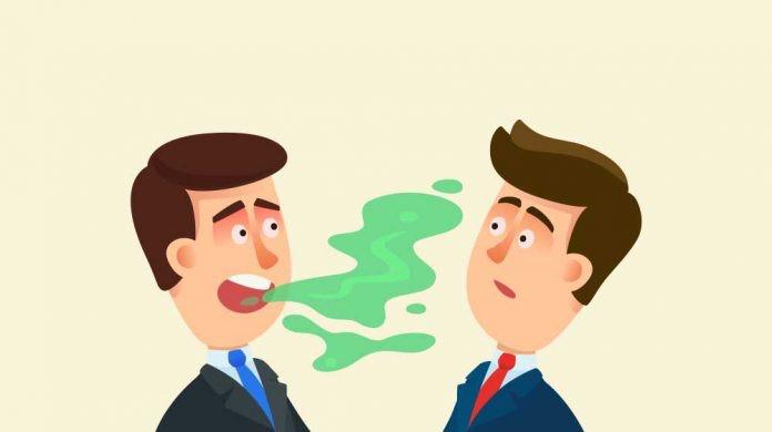 Cara Menghalau Bau Mulut Yang Mengganggu