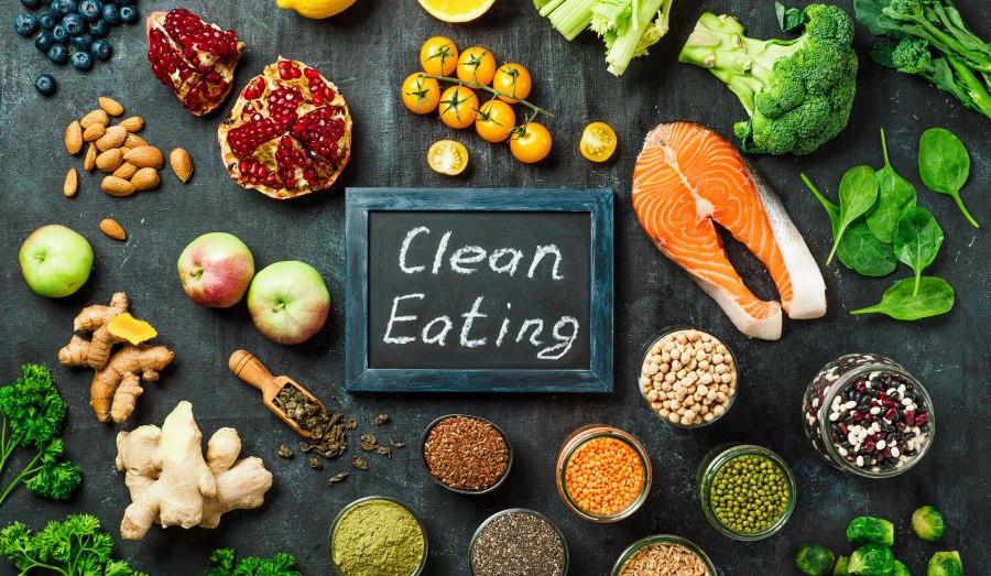 4 Makanan Wajib Untuk Clean Eating