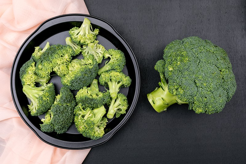Inilah Manfaat Brokoli Bagi Tubuh