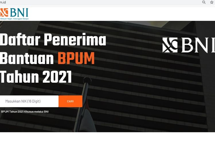 Lengkap, Info Terkini Cara Cek Bantuan UMKM BNI 2021