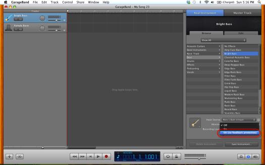 06 Track 1 monitor