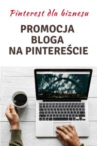 Pin - Promocja bloga na Pintereście