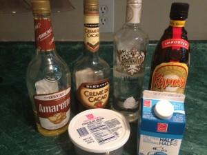 Cake Batter Martini (3/6)