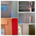 Plastico color rojo - Wengue - Verde -COLLAGE