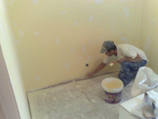 Quitar gotele y pintar piso en Alcorcon (16)