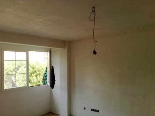 Quitar gotele y pintar piso en Alcorcon (37)