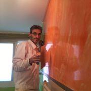 Estuco Mitiko Marmolizado Veteado a 3 colores