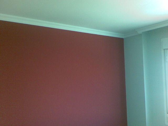 Salon en Plastico Color Gris Claro y Rojo