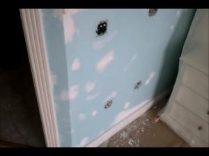 Dormitorio Laca Color Azul - Pinturas Urbano
