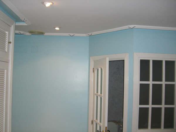 Dormitorio Laca Azul