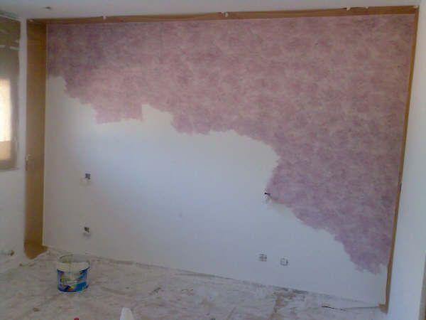 Dormitorio pintado en Cosmopolitan Morado - Pinturas Urbano