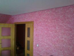Salon Tierras Florentinas color Rosa
