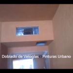 Doblado de veloglas - Pinturas Urbano 8