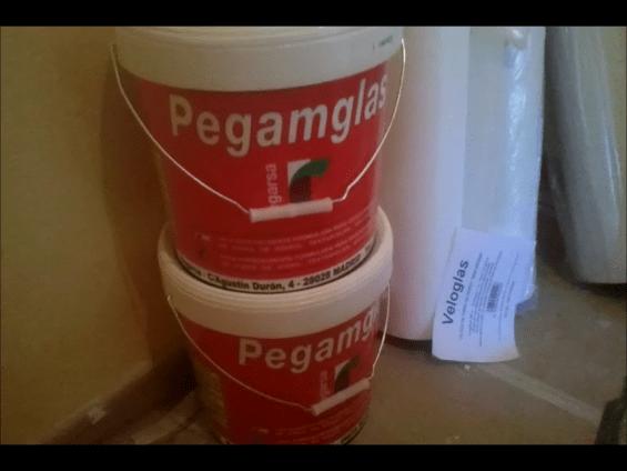 Pegamglas Regarsa
