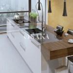 osaka pintura decorativa damasco efecto estuco seda terciopelo color esencia oro amarillo cocina