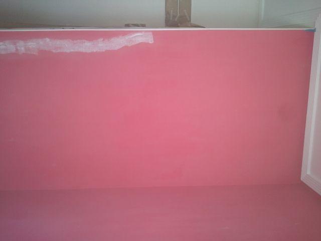 Antes del Esmalte Color Rosa Frambuesa (4)