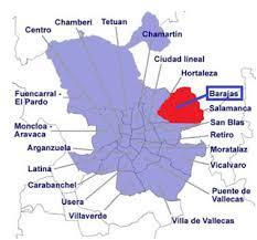 Distrito de Barajas