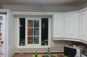 2ª Mano de laca en muebles de cocina y montado (3)