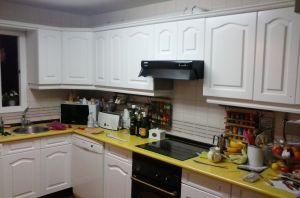 2ª Mano de laca en muebles de cocina y montado (8)