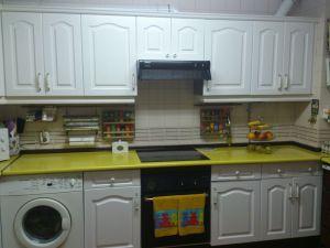 Lacado de Muebles de Cocina (5)