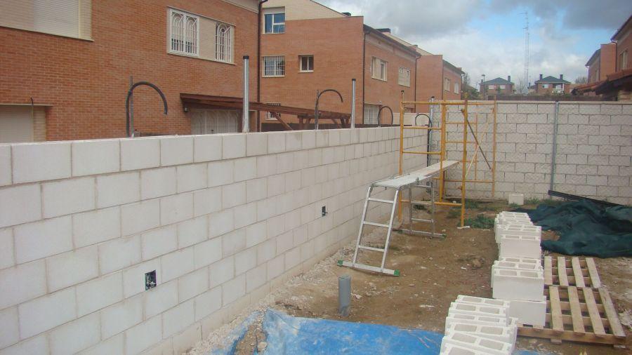 Muro de Bloque tipo Slip 2