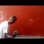 Abrillantar Estuco Veneciano Espatuleado Veteado (2)