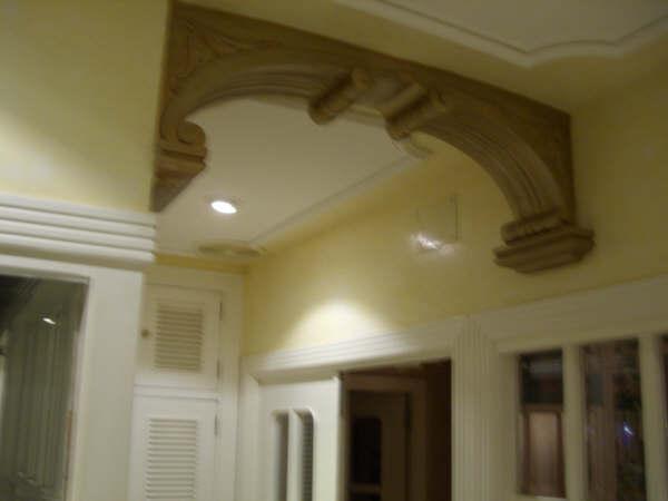 Estuco Venecian Rialto Amarillo con fondo blanco entrada 3