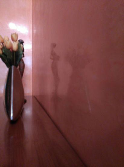 Estuco Mitiko (Estilo Urbano) Veneciano espatuleado con veteado