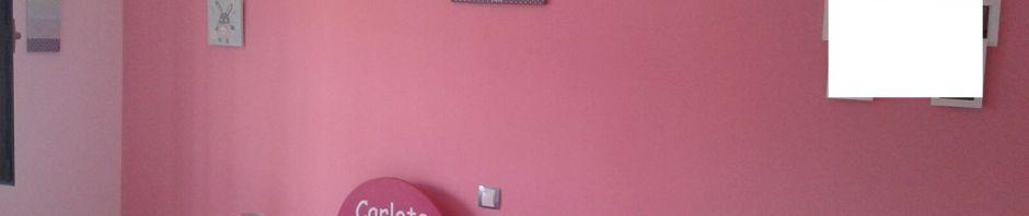 Plastico Color Rosa Claro y Esmalte Rosa Oscuro (8)