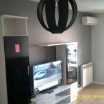 Esmalte Valacryl Gris Claro y Gris Oscuro Rojizo en piso de San Fernando de Henares 22