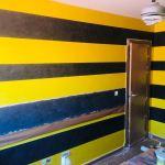 Estuco Amarillo y Negro 1ª de Cera (4)