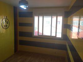 Estuco Veneciano Original a rayas amarillas y negras Borussia Dortmund - Terminado dia (3)