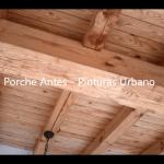 Barnizado de porches de Madera (2)