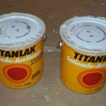 Lacado de puertas - Titanlak Semilaca