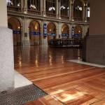 Barnizado de Parquet en el Palacio de la Bolsa de Madrid (29)