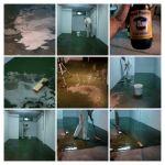 Fotos Aplicando Salfumant - COLLAGE