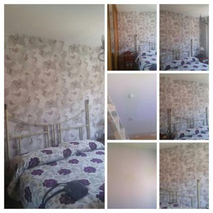 Papel Dormitorio Coslada-COLLAGE
